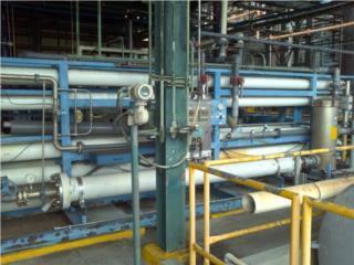 Reverse- Osmosis US Filter dual de 150 galone, Equipo Construccion Puerto Rico