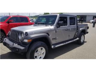 NUEVO JEEP GLADIATOR SPORT S 2020, Jeep Puerto Rico