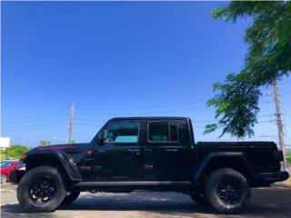 JEEP GLADIATOR RUBICON LAUNCH SOLO 100 EN PR, Jeep Puerto Rico