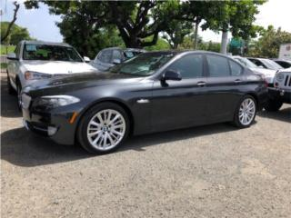 2011 BMW 550i CHARCOAL GRAY, BMW Puerto Rico