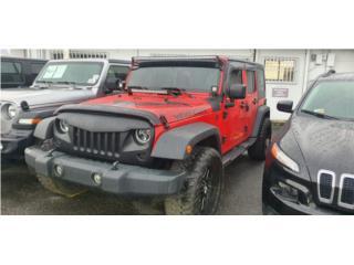 JEEP WRANGLER JK 2017, Jeep Puerto Rico