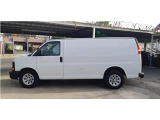 Chevrolet Express 2014 cargo 59mil millas , Chevrolet Puerto Rico