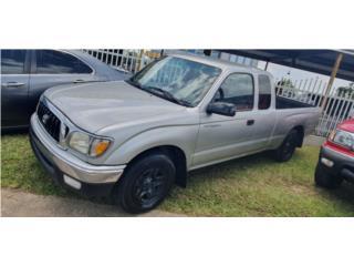Toyota Tacoma 2001, Toyota Puerto Rico