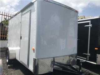 Trailer 6X12 storage nuevo 2019, Trailers - Otros Puerto Rico