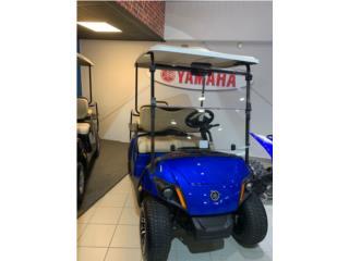 Nuevos Yamaha Golf Cart Fuel Injection, Carritos de Golf Puerto Rico