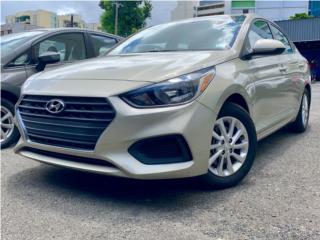 ACCENT 2018/ 0 SCORE PROGRAM/ LIKE NEW**, Hyundai Puerto Rico
