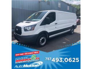 2017 Ford Transit 250, Ford Puerto Rico