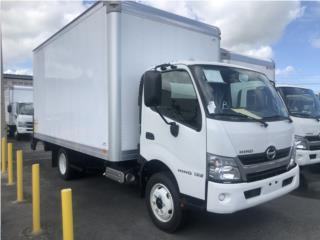 Camiones HINO 195 Y 155 2018-19-20, Hino Puerto Rico