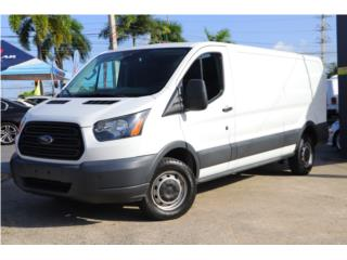 FORD TRANSIT T250 18 PIES 2016 $309 MENS, Ford Puerto Rico