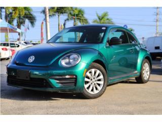 VOLKSWAGEN BEETLE TURBO 2017 LLAMA!!!, Volkswagen Puerto Rico