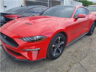 Ford Mustang Standard 2018 , Ford Puerto Rico