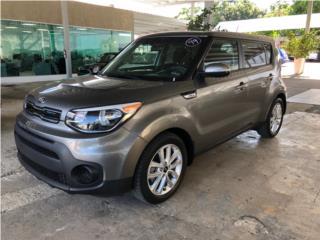 2018 Kia Soul + 4dr Crossover Poco Millaje, Kia Puerto Rico