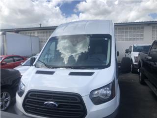 Ford Transit Techo Alto 2018 con 5K, Ford Puerto Rico