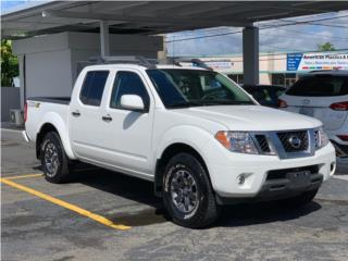 Nissan Frontier Pro 4X 2019 , Nissan Puerto Rico