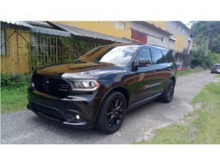 Dodge Durango Blacktop GT 2017  puerto rico