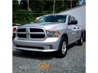 2018 RAM 1500 EXPRESS 4X4 QUAD CAB 6'4 INCHES, RAM Puerto Rico