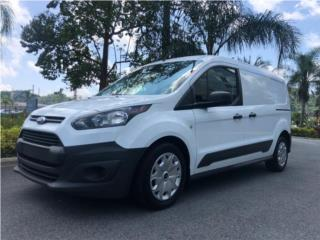 FORD TRANSIT CONNECT XL 2016, Ford Puerto Rico