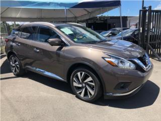 Nissan Murano Platinum | Navegación!!!, Nissan Puerto Rico