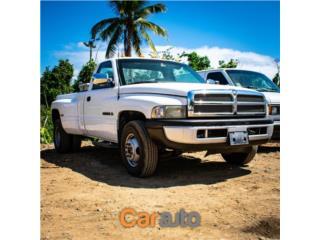 1996 RAM PICK UP CHACON 3500 SLT DOBLE GOMA, RAM Puerto Rico