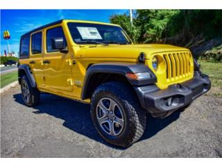 2019 Jeep Wrangler Unlimited Sport S, Jeep Puerto Rico