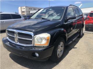 """Durango 2005 """"solo 53k millas"""", Dodge Puerto Rico"""