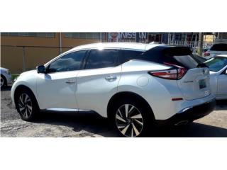 NISSAN MURANO PLATINIUM 2016 FWD 4DR S, Nissan Puerto Rico