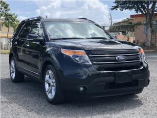 FORD EXPLORER LIMITED 2011 ¡SOLO 23K MILLAS!, Ford Puerto Rico