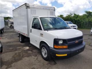 CHEVROLET STEP VAN TRUCK 2016, Chevrolet Puerto Rico