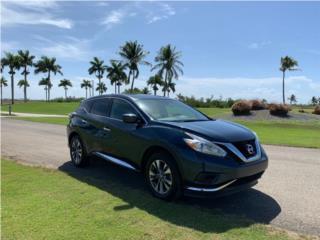 NISSAN MURANO 2016, Nissan Puerto Rico