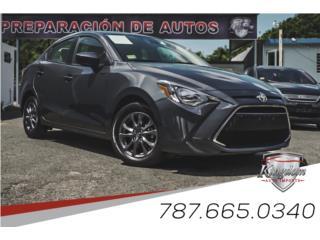 Toyota Yaris 2019 COMO NUEVO POCO MILLAJE!, Toyota Puerto Rico