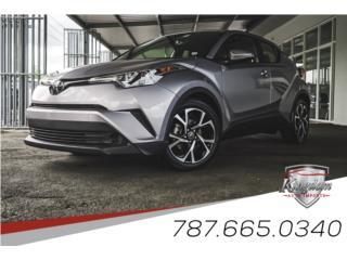 Toyota CHR XLE 2019 Automática COMO NUEVA!, Toyota Puerto Rico