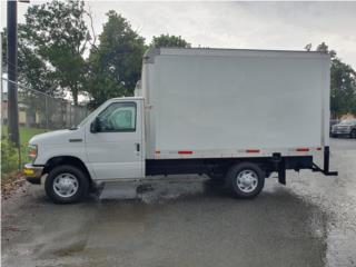 CajaSeca 12pies INMACULADO! 2unit disponible, Ford Puerto Rico