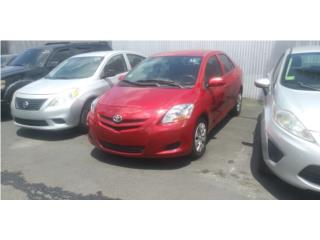 Yaris STD - Entrega Inmediata Sin Crédito, Toyota Puerto Rico