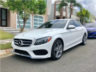MERCEDES C400 4MATIC | BI-TURBO, Mercedes Benz Puerto Rico