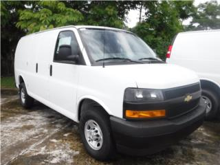 EXPRESS 2500 WORK VAN, Chevrolet Puerto Rico
