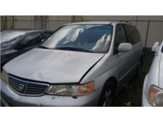 Honda Odyssey 2001 Se tiene que ir! Llama!!, Honda Puerto Rico