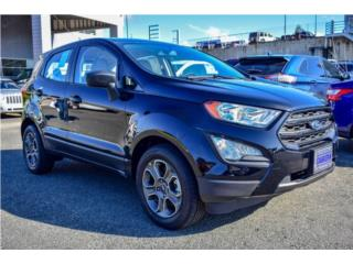2019 Ford EcoSport S, Ford Puerto Rico
