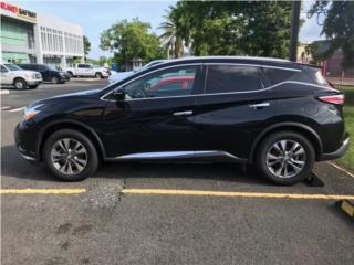 2015 Murano LS. Panoramico gps camara piel, Nissan Puerto Rico