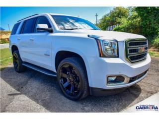 2019 GMC Yukon SLT Standard Edition, GMC Puerto Rico