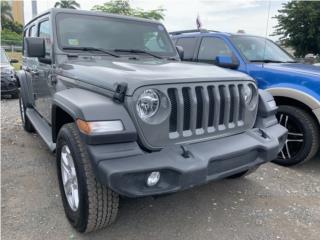 Jeep Wrangler 2018 Caja Nueva, Jeep Puerto Rico