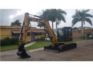 CATERPILLAR 308E2 CR 2014 B, Equipo Construccion Puerto Rico