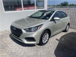 Hyundai Accent 2019 inmaculado , Hyundai Puerto Rico