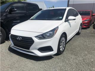 Hyundai Accent STD SE 2018!! Extra clean!!, Hyundai Puerto Rico