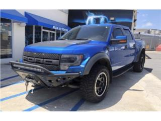 Ford Raptor 6.2L 2014 , Ford Puerto Rico