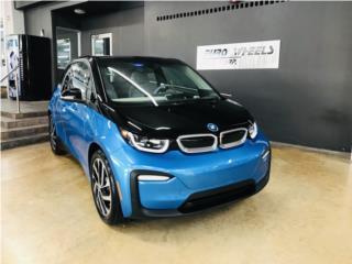 BMW i3 REX MEGA   (ELECTRICO Y GAS) 2018, BMW Puerto Rico