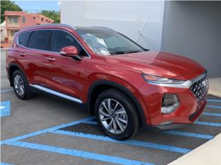 Ultimate SEL premiun plus US options , Hyundai Puerto Rico