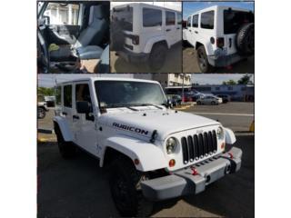 RUBICON BLANCO 4X4 DESDE 369!, Jeep Puerto Rico
