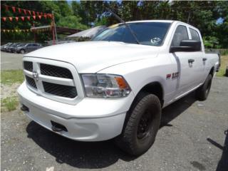 DODGE RAM 1500 4X4 2014, RAM Puerto Rico