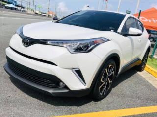 Toyota C-HR 2018, Toyota Puerto Rico