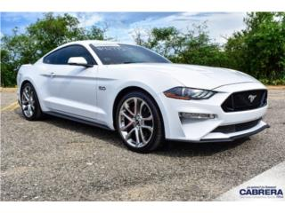 2019 Ford Mustang GT Premium, Ford Puerto Rico